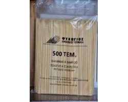 Καλαμάκια bamboo - ΨΥΧΟΓΙΟΣ ΠΡΟΟΔΟΣ ΤΕΧΝΙΚΗ