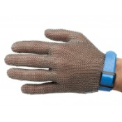Γάντια ατσάλινα επεξεργασίας κρέατος