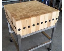 Κούτσουρα ξύλινα ανοξείδωτα - ΨΥΧΟΓΙΟΣ ΠΡΟΟΔΟΣ ΤΕΧΝΙΚΗ