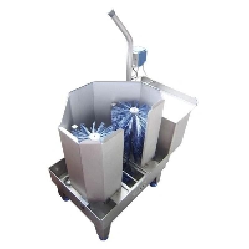 Πλυστικό μηχάνημα για απολύμανση μποτών