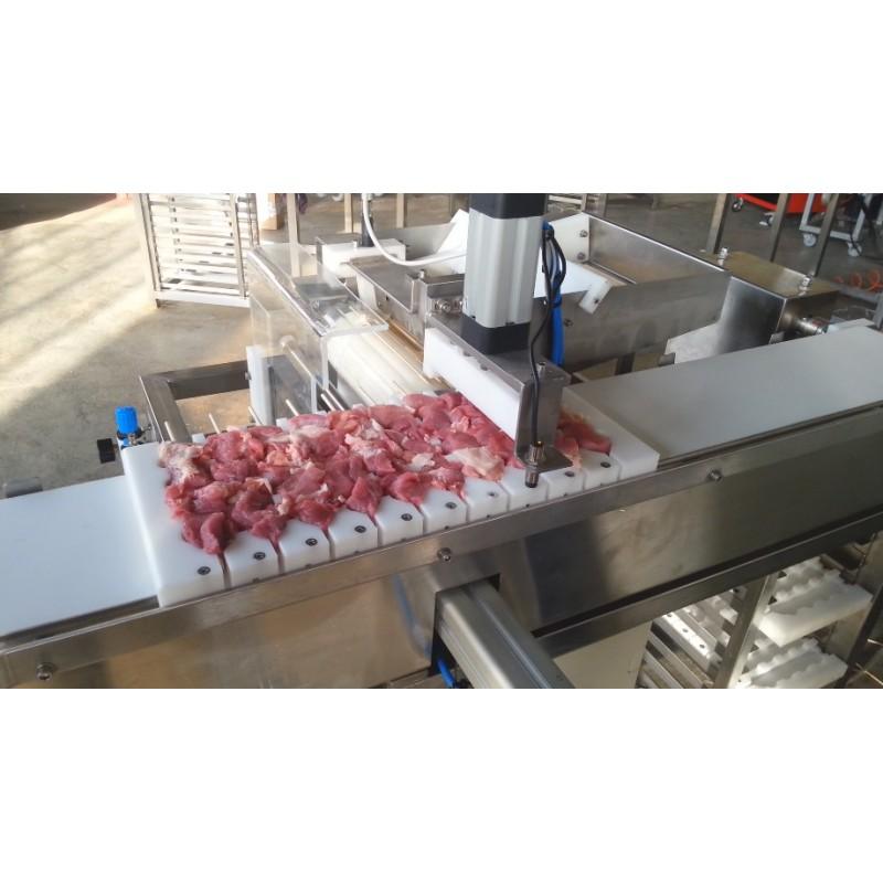Μηχανή για χειροποίητο σουβλάκι χοιρινό βοδινό κοτόπουλο